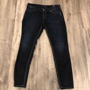 Silvers Suki SZ14/L31 Dark Wash Jeans
